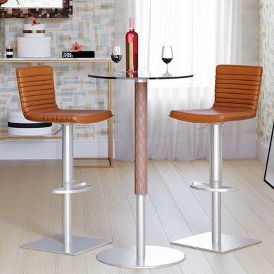 Camron 3 Piece Pub Table Set