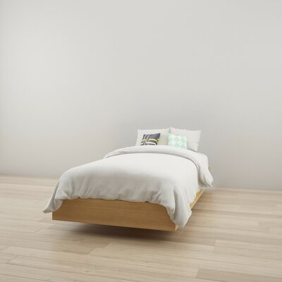Coalmont Platform Bed Size: Twin