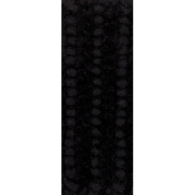Metcalf Black Area Rug Rug Size: 2 x 3