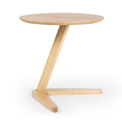 Bluestone End Table Finish: Oak