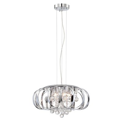 Rainey 5-Light Foyer Pendant