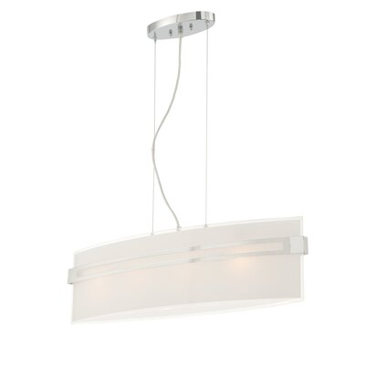 Princess 4-Light Kitchen Island Pendant