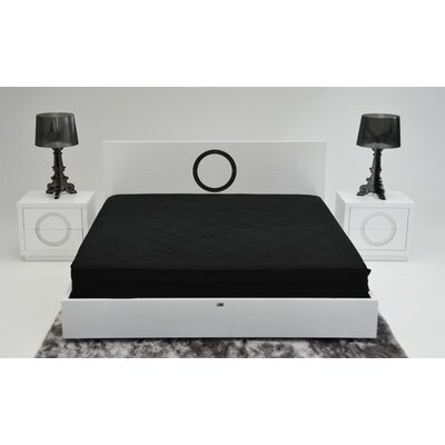 Coachella Platform Bed Size: California King