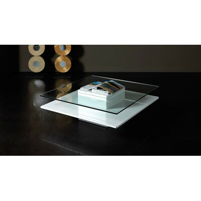 Belafonte Coffee Table Color: White