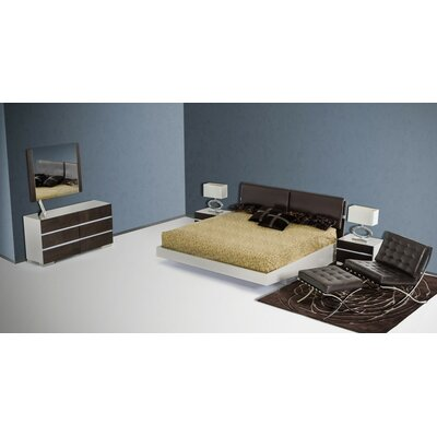 Canas Platform Configurable Bedroom Set