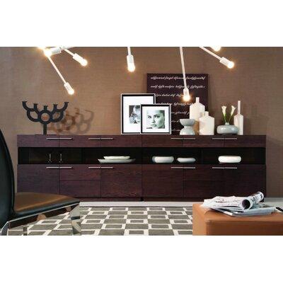 Camron Modern Sideboard Color: Wenge