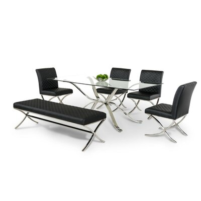 Camron 6 Piece Dining Set