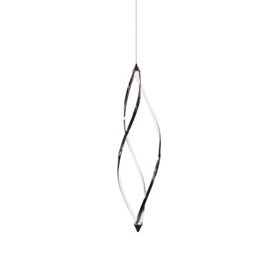 Lupi 1-Light Geometric Pendant