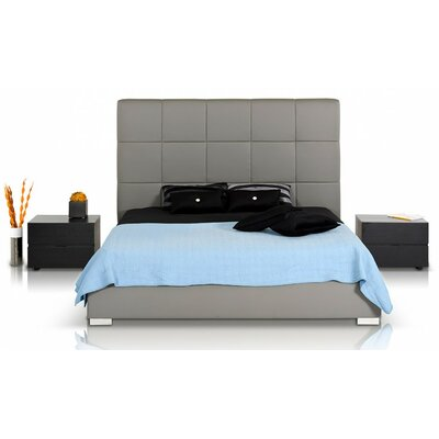 Clower Upholstered Storage Platform Bed Size: King