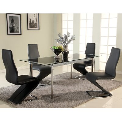 Raphael 5 Piece Dining Set
