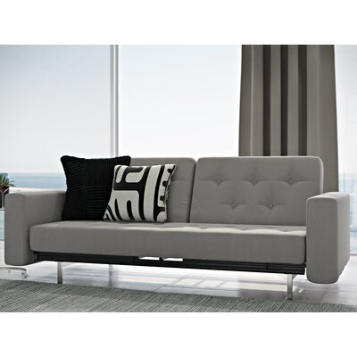 Beauchemin Sleeper Sofa Upholstery: Grey
