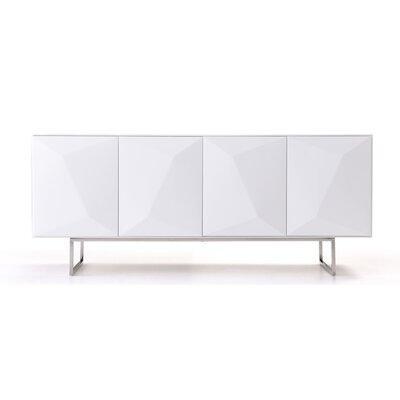 Belafonte Sideboard Finish: White