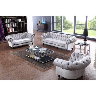 Northbridge 3 Piece Living Room Set