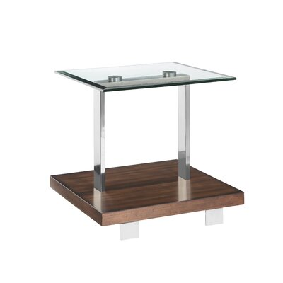 Clegg Rectangular End Table