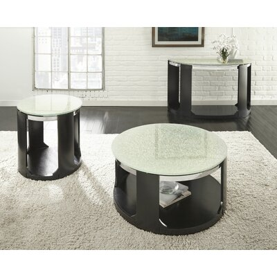 Charly 3 Piece Coffee Table Set