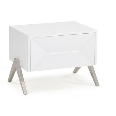 Anouk 1 Drawer Nightstand