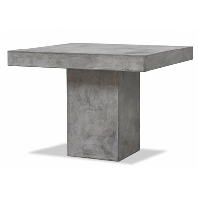 Calmar Dining Table Finish: Gray