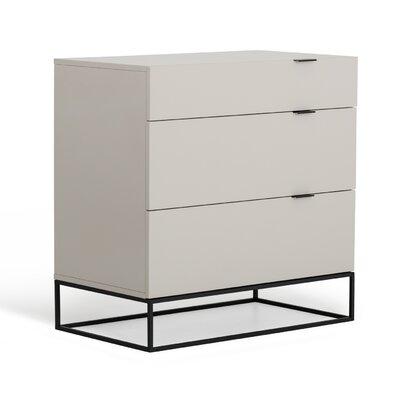 Patterson 3 Drawer Dresser