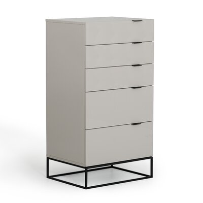 Patterson 5 Drawer Chest