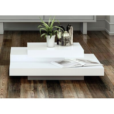 Norridge Coffee Table Finish: Pure White