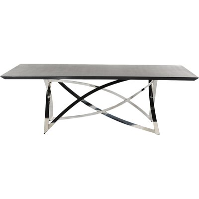 Camron Steel Base Dining Table
