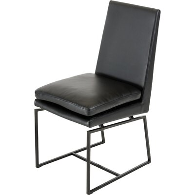 Camron Contemporary Upholstered Side Chair