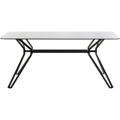 Camron Metal Base Dining Table