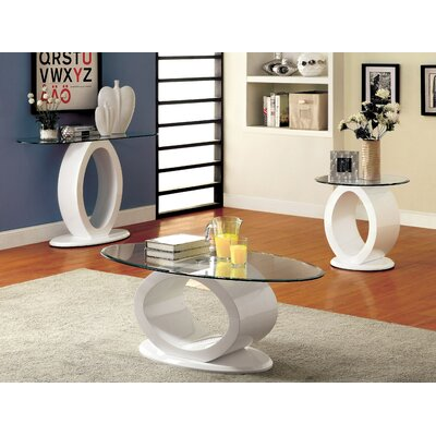 Louison 3-Piece Coffee Table Set