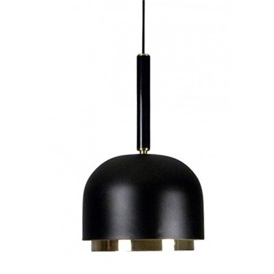 Brannen Mini Pendant Shade Color: Black