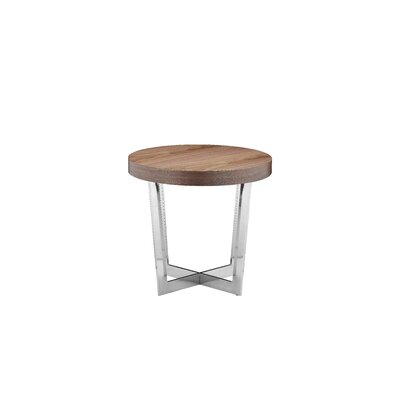 Bank Street End Table Finish: Hazelnut
