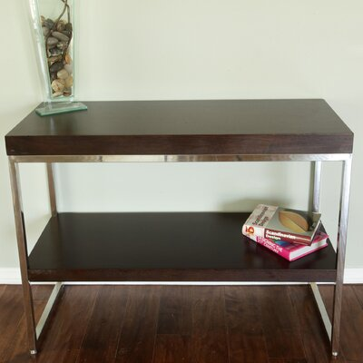 Mcnair Console Table Finish: Espresso