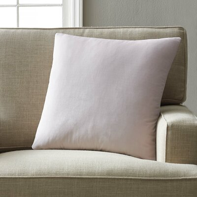 Joseline Velvet Pillow Cover Size: 20 H x 20 W x 5 D, Color: Sunset