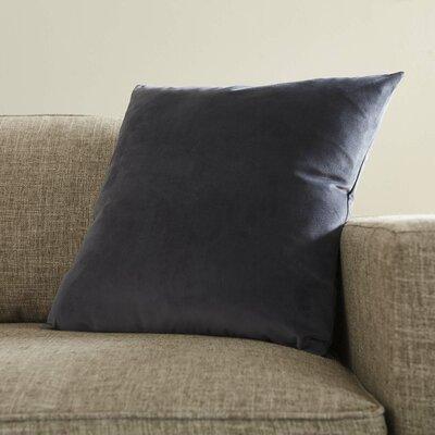 Fatima Velvet Pillow Cover Size: 20 H x 20 W x 5 D