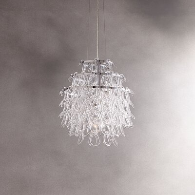 Lombardo 3-Light Cluster Pendant