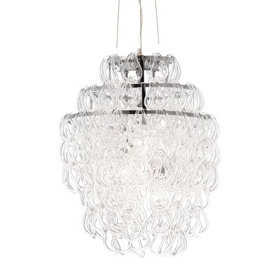 Lombardo 3-Light Cluster Pendant