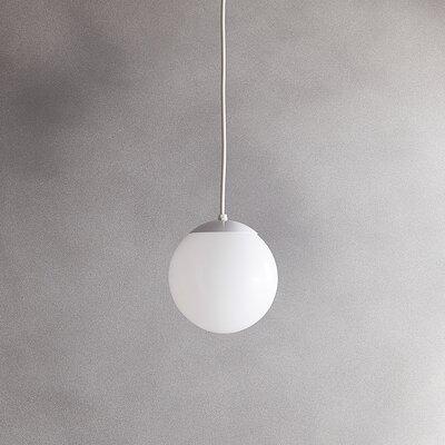 Lindgren Globe Pendant Size: 60 x 12.5 H x 12 W