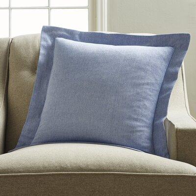 Nikita Pillow Color: Blue