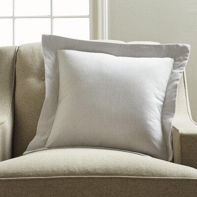 Nikita Pillow Color: Natural