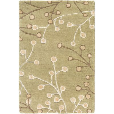 Middlebrooks Multi-Colored Area Rug Rug Size: 2 x 3