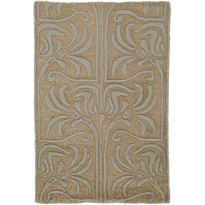 Tabatha Brown Area Rug Rug Size: Rectangle 2 x 3