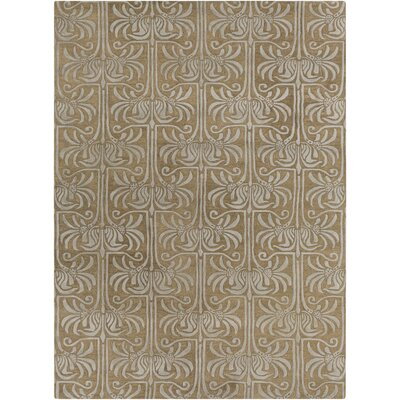 Tabatha Brown Area Rug Rug Size: 8 x 11