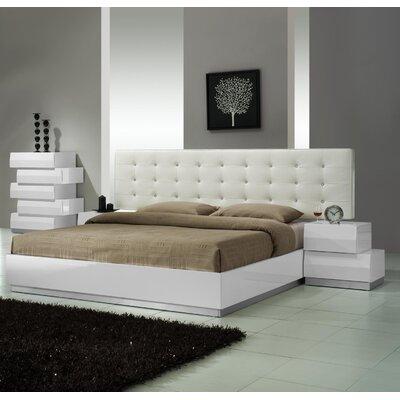 Matt Platform Customizable Bedroom Set