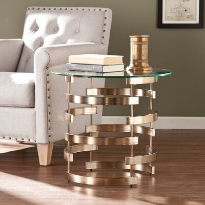 Socrates End Table