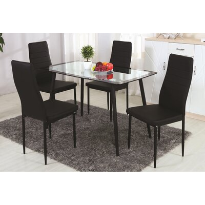 Launceston 5 Piece Dining Set