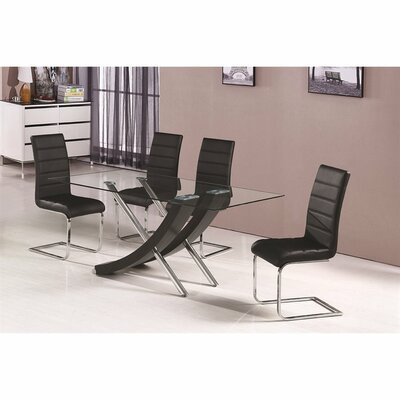 Brayan 5 Piece Dining Set