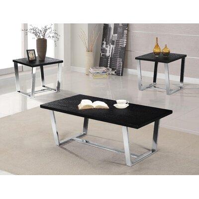 Mclaren 3 Piece Coffee Table Set