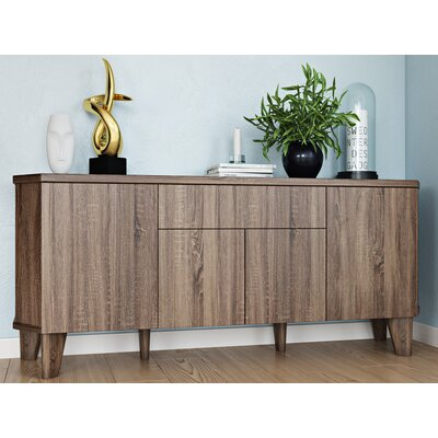 Modern & Contemporary Wood Sideboard