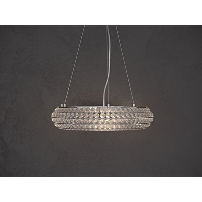 Filton 6-Light Crystal Chandelier