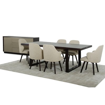 Canyonville 8 Piece Dining Set