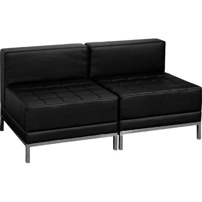 Bouffard Metal Frame Lounge Set